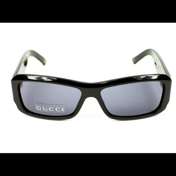 Gucci women's sunglasses black shades